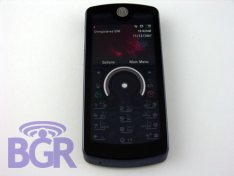 Motorola ROKR E8 hands-on