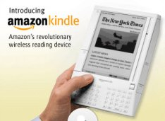 Amazon rolls out Kindle