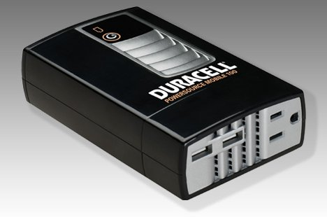 Duracell PowerSource Mobile 100