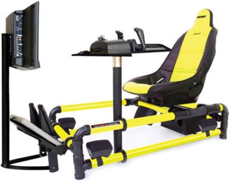 HotSeats 723 Game Chair