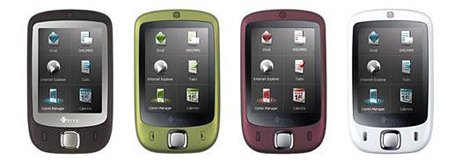 HTC Touch gets a facelift