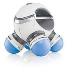 Rechargeable mini-massager