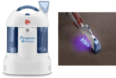 Purpose For Pets Portable Extractor