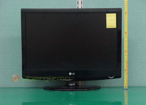 Upcoming 19 Inch 22 Inch Lg Lcd Tvs Ubergizmo