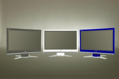 Sharp LCD TVs for gamers
