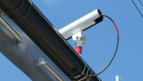 Traffic camera issue tickets to anything that moves