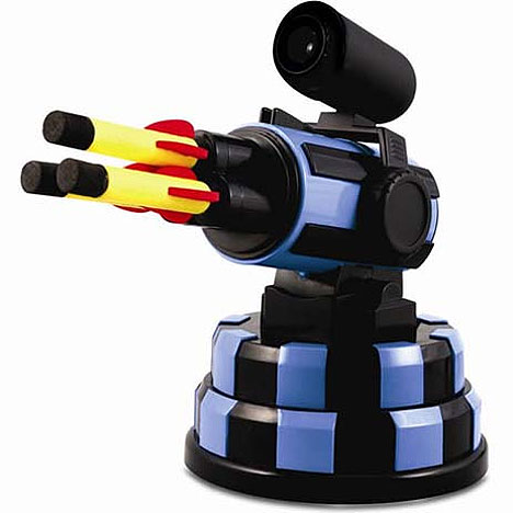 USB Missile launcher – now with webcam