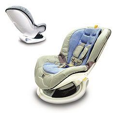 Concept Babyseat for cars