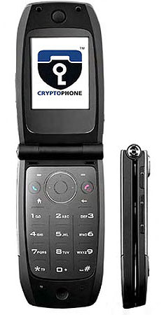 Cryptophone G10i encrypts calls
