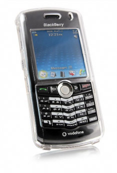Proporta clear cases for the BlackBerry Pearl