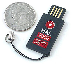 HAL 9000 returns on USB key