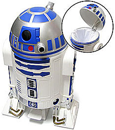 Trash it out with R2-D2