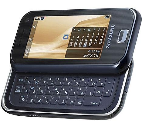 Samsung F700 to challenge Apple iPhone