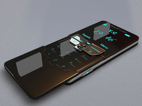 Sony Ericsson concept - fake or real