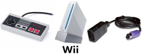 Wii gets NES controller