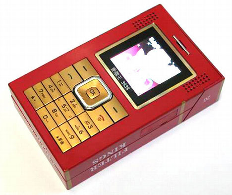 Cigarette phone a boon to smokers