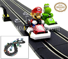 Mario Kart DS comes to life