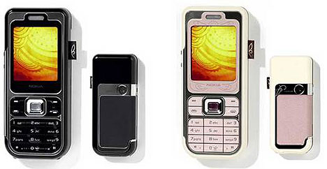Celux Nokia 7360 phones available