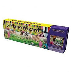 Piano Wizard helps tots play
