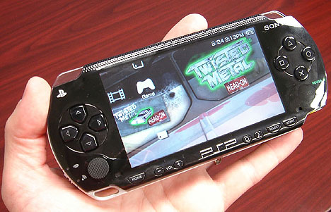 Sony PSP revamp confirmed