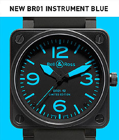 Exclusive Bell & Ross BR01 watch