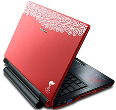 Lenovo designs Olympic notebook