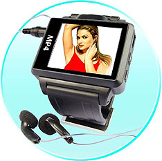 MP4 watch goes widescreen