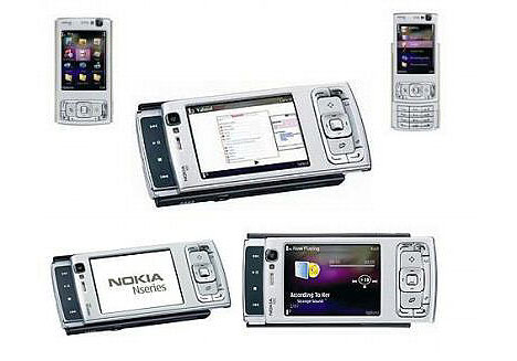 Nokia N95 on sale in US