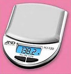 Carry a scale in your pocket