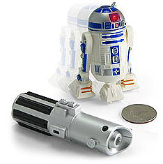 R2-D2 now an electronic pet