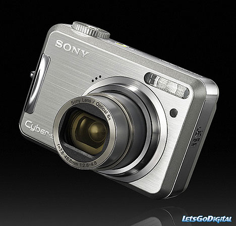 Sony Cybershot DSC-S800 digital camera