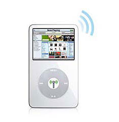 WiFi iPods to come soon?