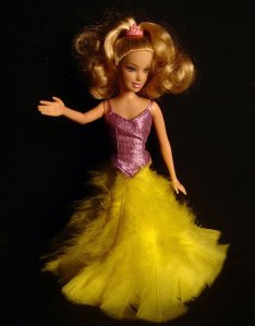 Barbie Doll mutates to duster
