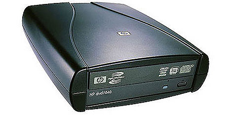 HP dvd1040e 20x Super Multi DVD Writer