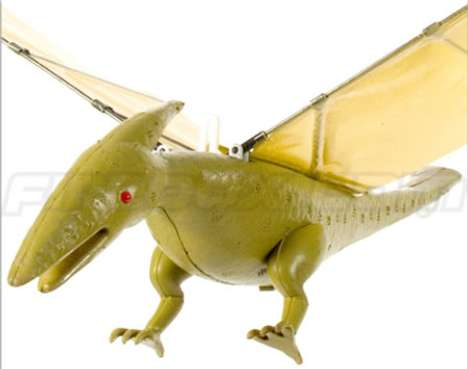 Flying Pterosaur takes to the skies