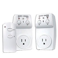 Remote controlled Switch Socket