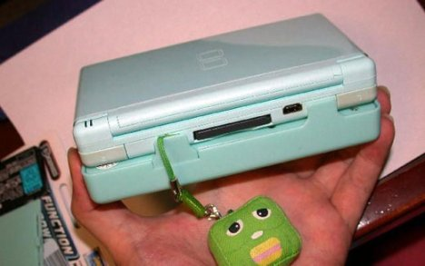 DS Lite receives humongous battery pack