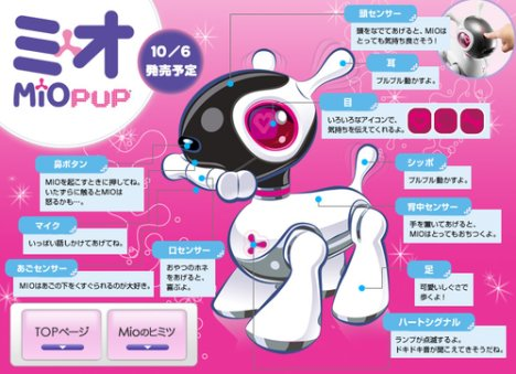 Sega Toys to unleash Mio