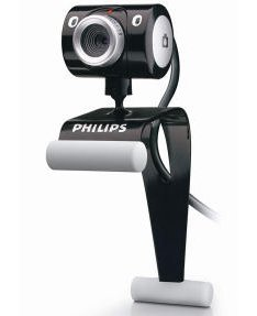 Philips propose des webcam en forme de serpents
