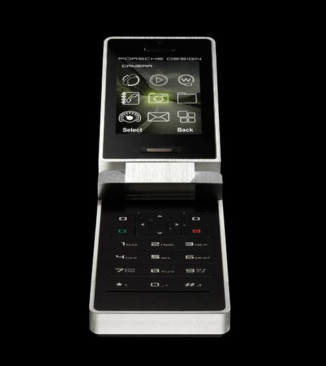 T 233 L 233 Phone Portable Porsche Design P9521 Ubergizmo France