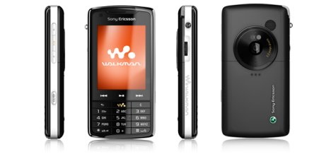 Sony Ericsson W960 king of the hill
