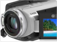 Sony unveils SR5C, SR8 HD camcorders