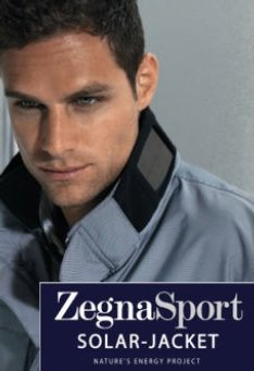 ZegnaSport Solar Jacket loves the sun