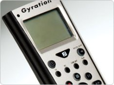 Gyration Ultra R4000 loves motion