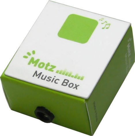 La Motz music box est unique