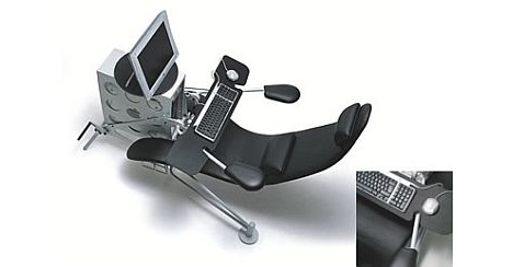 netsurfer pc chair oozes with comfort ubergizmo