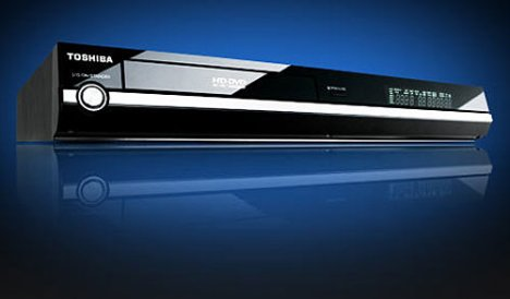 Toshiba HD DVD players surfs web too