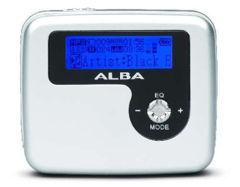 Alba launches new MP3 players