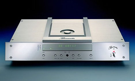 Burmester 061 CD player costs a bomb