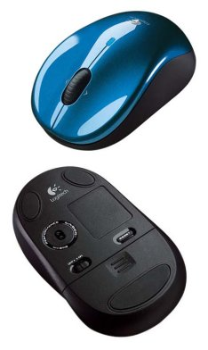 Logitech announces V470 mouse